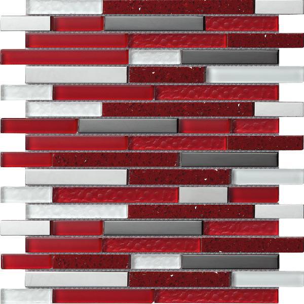 White Brick Backsplash Kitchen Subway Tiles