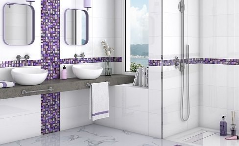 Marketing And Sale Of Ceramic Tiles And Glass Mosaics Porcelain